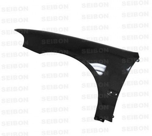 OEM-style carbon fiber fenders for 1992-1995 Honda Civic 2DR (pair)