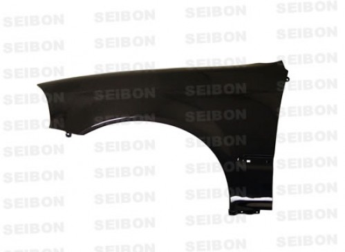 OEM-style carbon fiber fenders for 1996-1998 Honda Civic (pair)