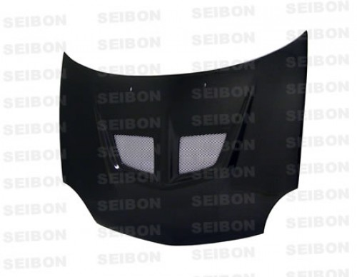 EVO-Style Carbon Fiber Hood for 2000-2002 Dodge Neon