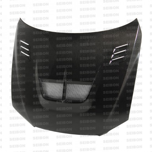TS-STYLE CARBON FIBER HOOD FOR 2001-2005 LEXUS IS 300