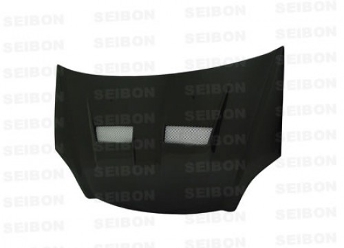 XT-style carbon fiber hood for 2002-2005 Honda Civic Si