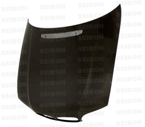 OEM-STYLE CARBON FIBER HOOD FOR 2004-2006 BMW E46 3 SERIES COUPE