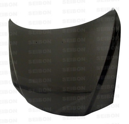 OEM-style carbon fiber hood for 2003-2006 Mazda 6