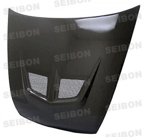 EVO-style carbon fiber hood for 2003-2007 Honda Accord 2DR