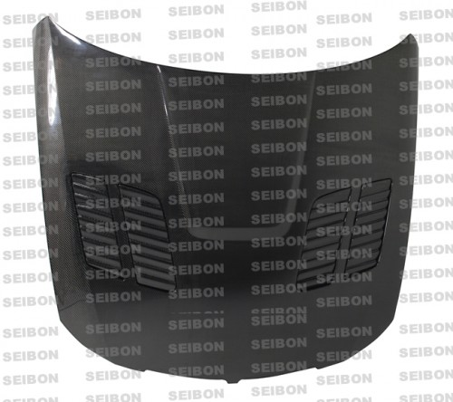 GTR-STYLE CARBON FIBER HOOD FOR 2006-2008 BMW E90 3 SERIES SEDAN