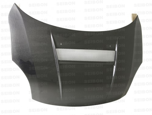 VSII-style carbon fiber hood for 2005-2007 Suzuki Swift