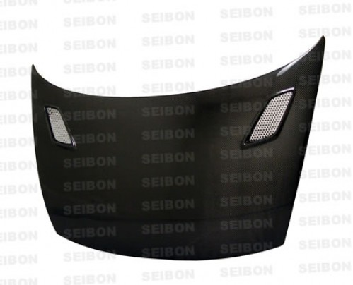 MG-style carbon fiber hood for 2006-2010 Honda Civic 2DR