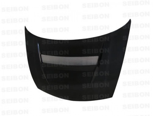 VSII-Style Carbon Fiber Hood for 2006-2010 Honda Civic Sedan JDM / Acura CSX