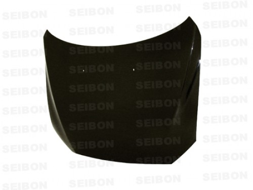 OEM-style carbon fiber hood for 2008-2010 Mitsubishi Lancer