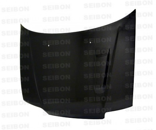 ZC-style carbon fiber hood for 1988-1991 Honda Civic HB/CRX
