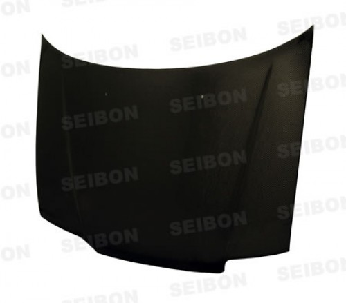 OEM-style carbon fiber hood for 1988-1991 Honda Civic 4DR