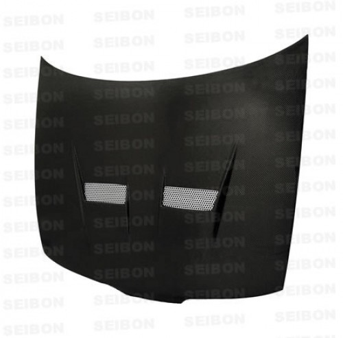 XT-style carbon fiber hood for 1990-1993 Acura Integra