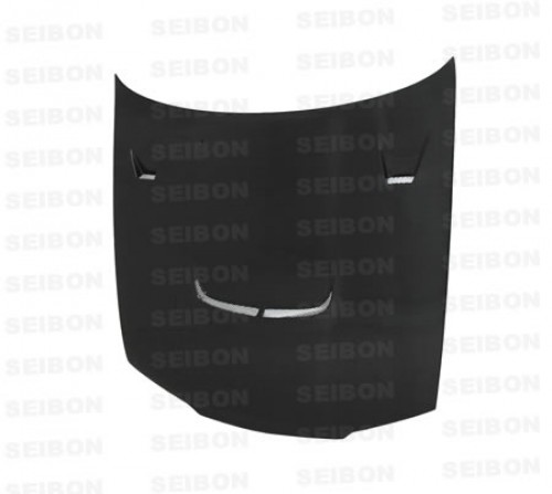 JU-style carbon fiber hood for 1990-1994 Nissan Skyline R32