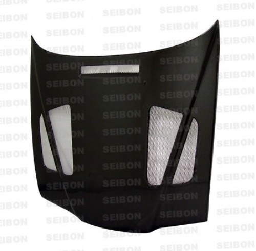 ER-STYLE CARBON FIBER HOOD FOR 1992-1998 BMW E36 3 SERIES / M3 SEDAN