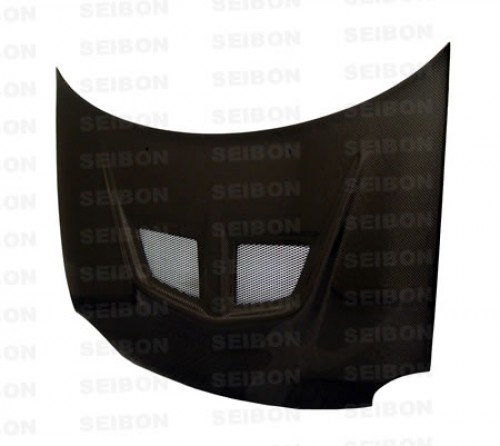 EVO-Style Carbon Fiber Hood for 1994-1999 Dodge Neon