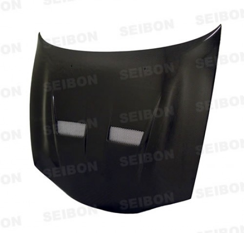 XT-style carbon fiber hood for 1995-1999 Mitsubishi Eclipse