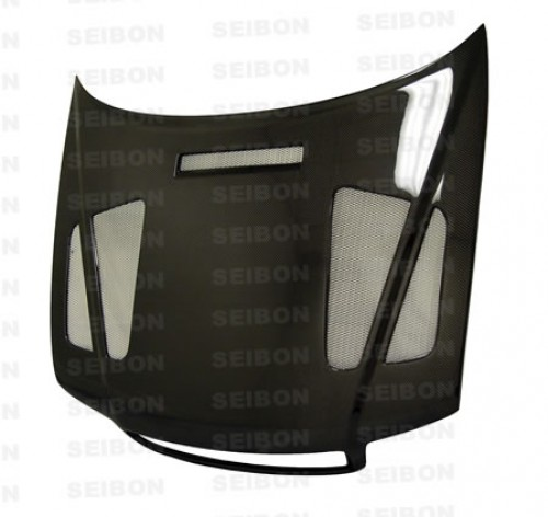 ER-style carbon fiber hood for 1996-2001 Audi A4