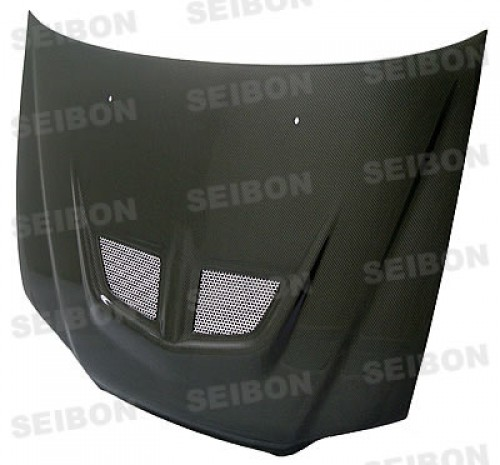 EVO-style carbon fiber hood for 1998-2002 Honda Accord 2DR