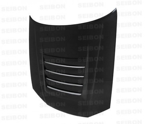 DS-style carbon fiber hood for 1999-2001 Nissan Skyline R34 GT-S