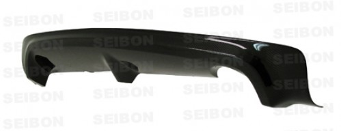 MG-STYLE CARBON FIBER REAR LIP FOR 2006-2010 HONDA JDM CIVIC SEDAN / ACURA CSX