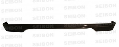 TR-style carbon fiber rear lip for 1996-2000 Honda Civic HB