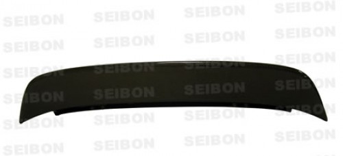 SP-style carbon fiber rear spoiler for 1992-1995 Honda Civic HB