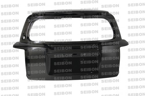 OEM-style carbon fiber trunk lid for 2008-2009 Scion XD