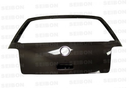 OEM-STYLE CARBON FIBER TRUNK LID FOR 1999-2006 VOLKSWAGEN GOLF
