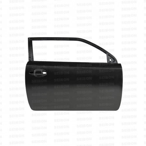 OEM-style carbon fiber doors for 2011-2012 Scion TC *OFF ROAD USE ONLY! (pair)