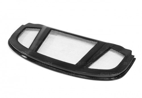 OEM-style carbon fiber engine cover for 1992-2006 Acura NSX
