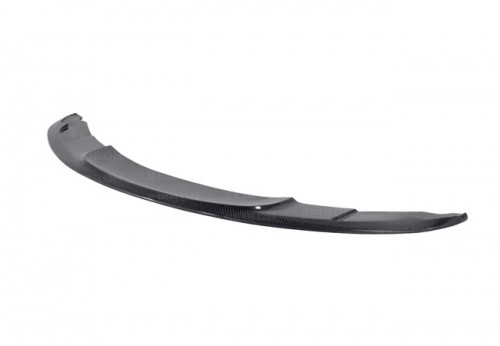 TT-style carbon fiber front lip for 2008-2013 BMW E82 1M model (will not fit regular 1 series or M Sport models)