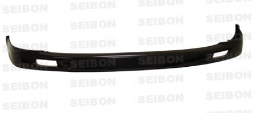 MG-style carbon fiber front lip for 1992-1995 Honda Civic 2DR/HB