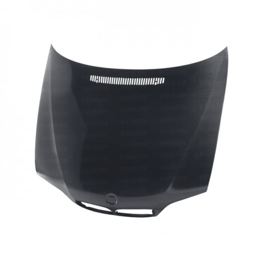 OEM-STYLE CARBON FIBER HOOD FOR 2002-2005 BMW E46 3 SERIES SEDAN