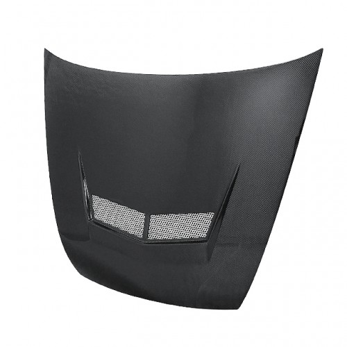 VSII-STYLE CARBON FIBER HOOD FOR 2003-2007 HONDA ACCORD SEDAN