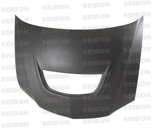 OEM-style DRY CARBON hood for 2003-2007 Mitsubishi Lancer EVO..*ALL DRY CARBON PRODUCTS ARE MATTE FINISH!