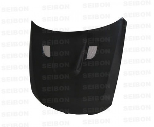 BM-STYLE CARBON FIBER HOOD FOR 2006-2008 BMW E90 3 SERIES SEDAN