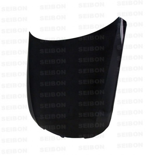 OEM-STYLE CARBON FIBER HOOD FOR 2006-2008 BMW E90 3 SERIES SEDAN