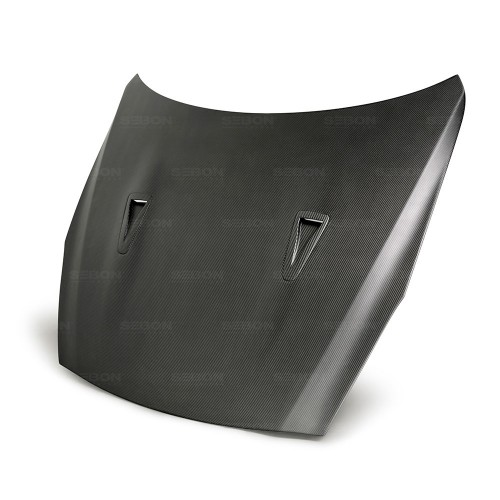 OEM-STYLE DRY CARBON HOOD FOR 2009-2016 NISSAN GT-R*