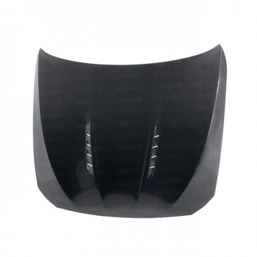 BT-style carbon fiber hood for 2012-2013 BMW F10