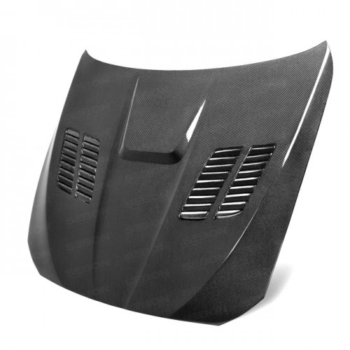 GTR-Style Carbon Fiber Hood for 2012-2013 BMW F10