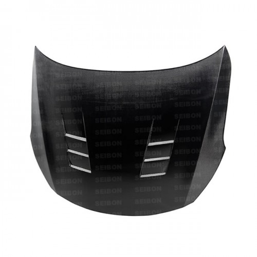TS-style carbon fiber hood for 2010-2015 Kia Optima