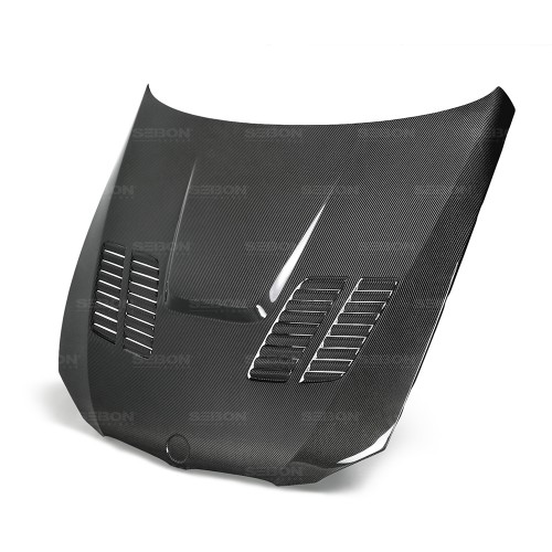 GTR-STYLE CARBON FIBER HOOD FOR 2013 BMW E92 M3 COUPE FROZEN LIMITED EDITION*