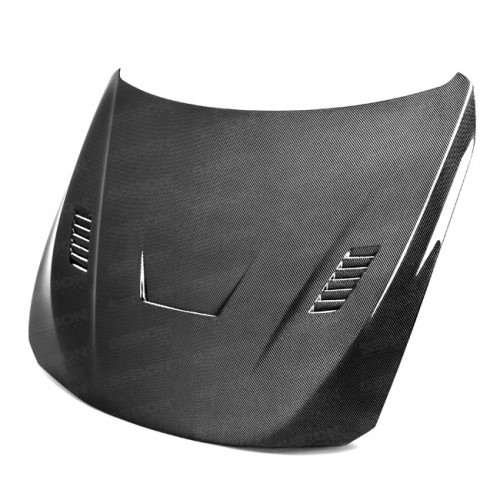 VR-STYLE CARBON FIBER HOOD FOR 2012-2018 BMW F30 3 SERIES / F32 4 SERIES