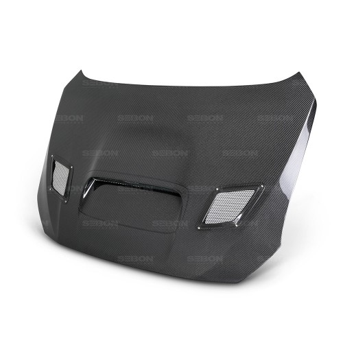 CS-STYLE CARBON FIBER HOOD FOR 2015-2019 SUBARU WRX / STI