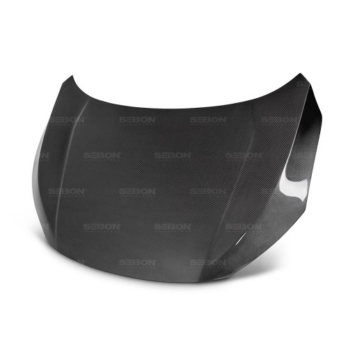 OEM-STYLE CARBON FIBER HOOD FOR 2016-2017 HONDA CIVIC
