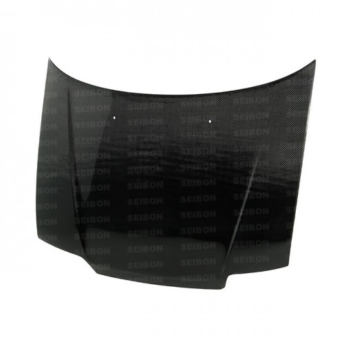 OEM-style carbon fiber hood for 1988-1991 Honda Civic HB/CRX