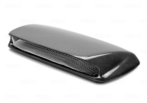 STI-STYLE CARBON FIBER HOOD SCOOP FOR 2002-2003 SUBARU IMPREZA WRX