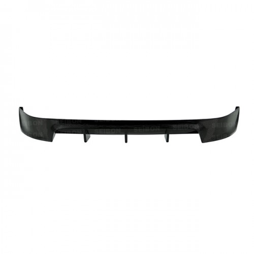 SS-style carbon fiber rear lip for 2011-2012 Chevrolet Cruze