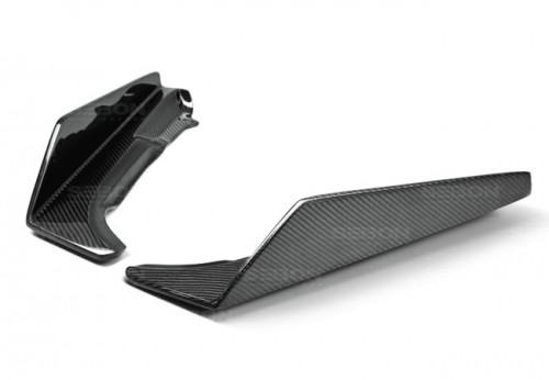 TP-Style Carbon Fiber Rear Lip for 2014-2016 Lexus IS
