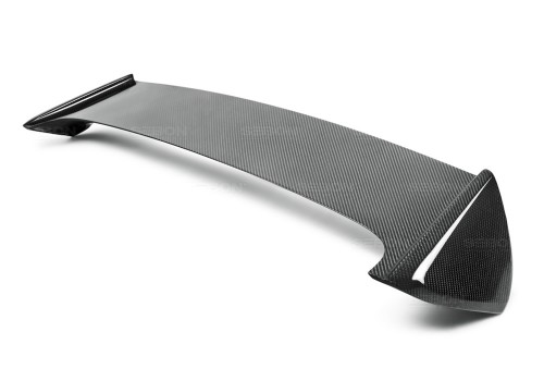 STI-STYLE CARBON FIBER REAR SPOILER FOR 2008-2014 SUBARU WRX / STI HATCHBACK*
